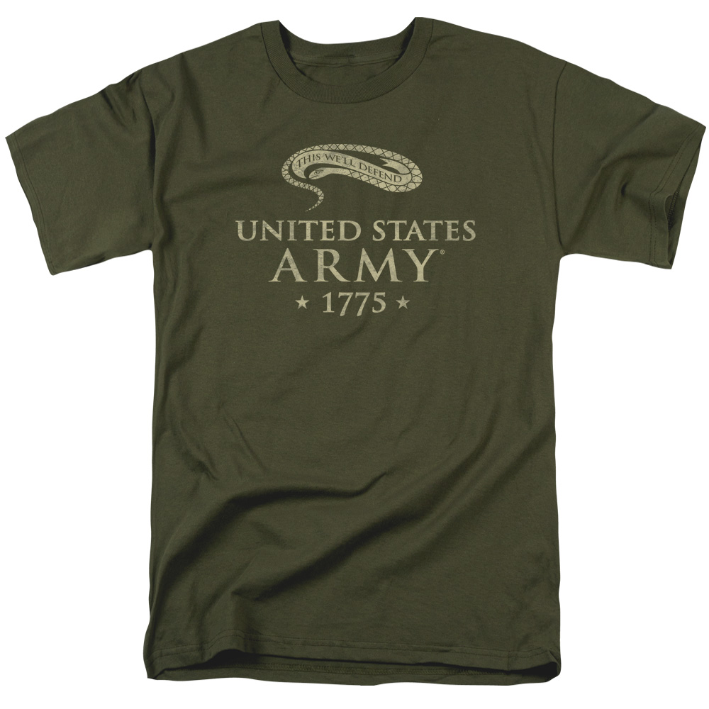 This We Will Defend United States U.S. Army EST. 1775 T-Shirt