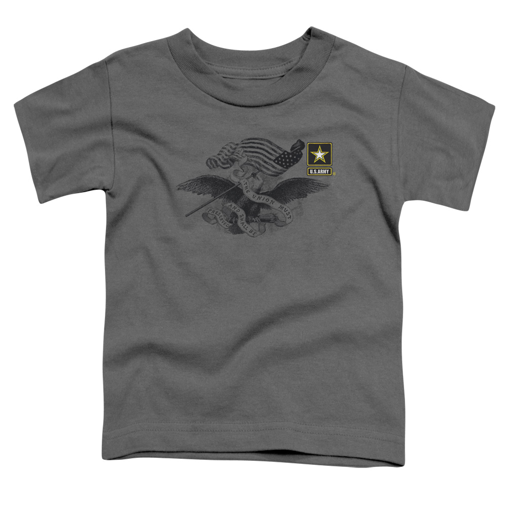 U.S. Army Left Chest Eagle Logo Toddler T-Shirt