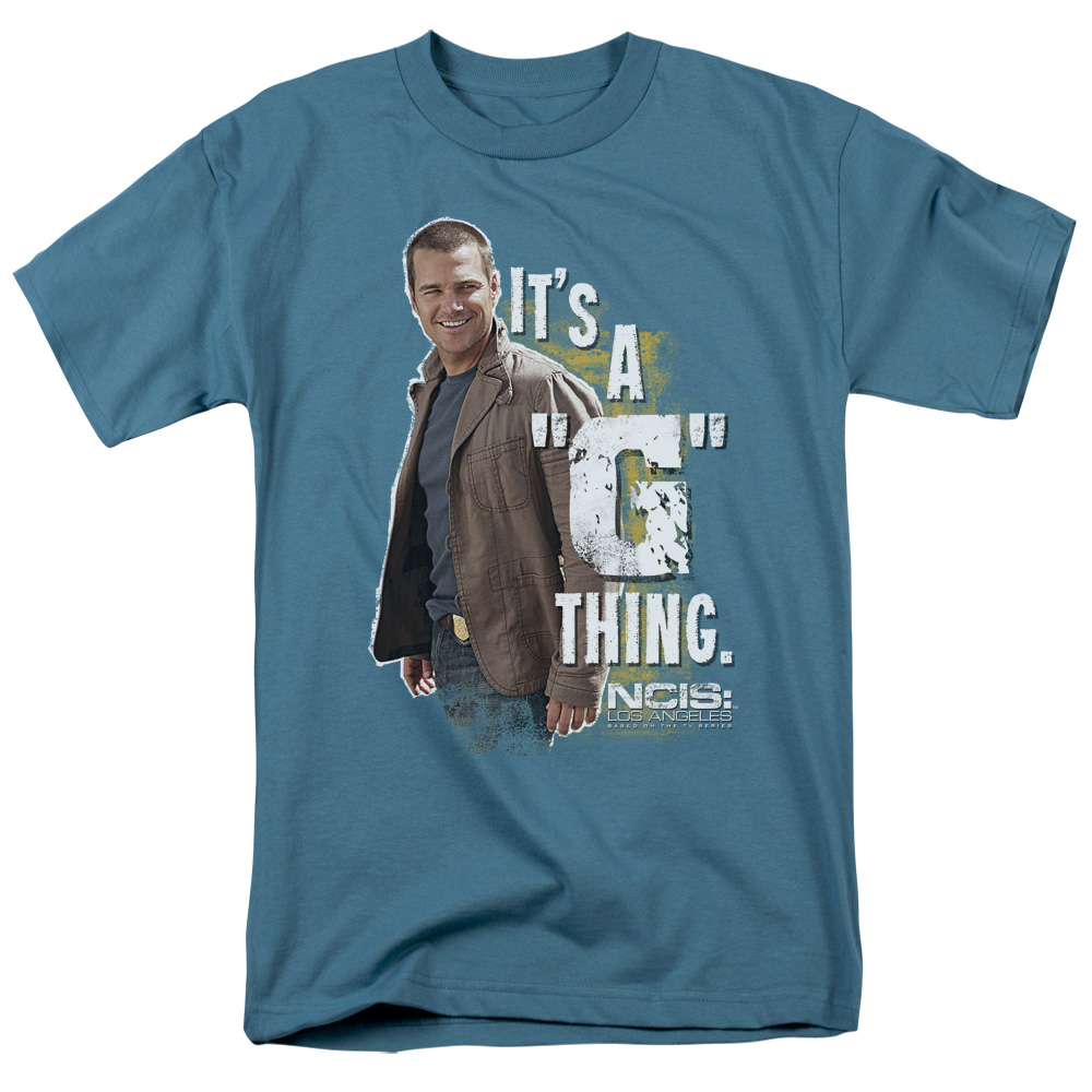 NCIS: Los Angeles G Thing T-Shirt