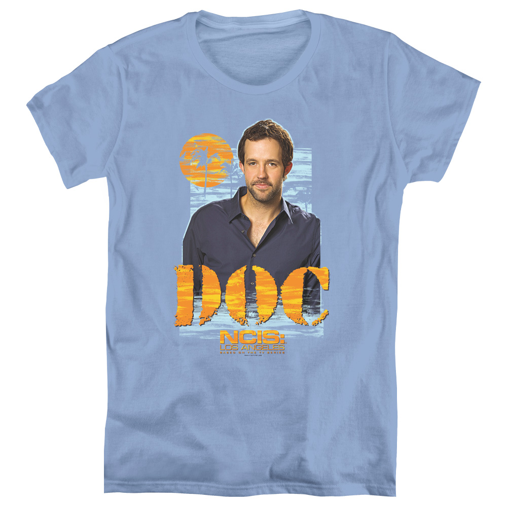 NCIS: Los Angeles Doc Women's T-Shirt