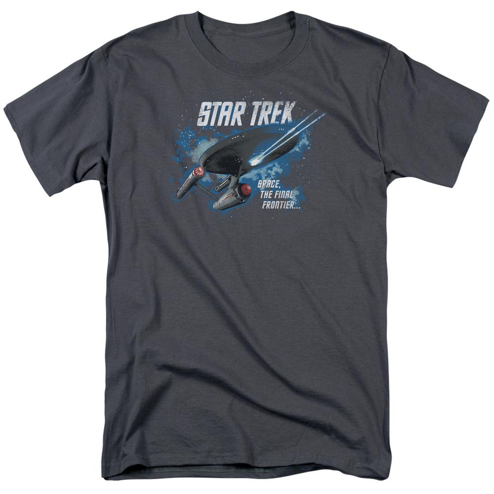 Star Trek The Final Frontier T-Shirt