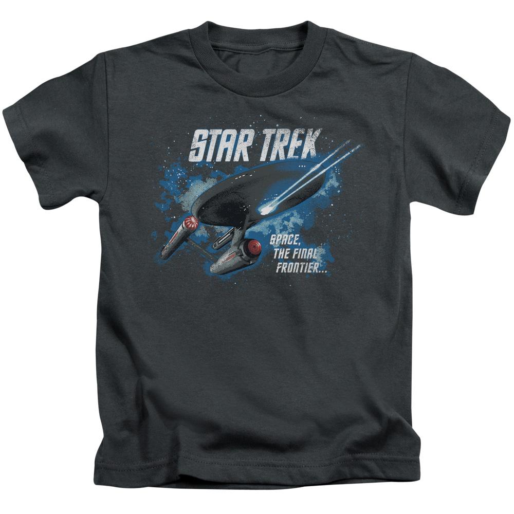 Star Trek The Final Frontier Juvy T-Shirt