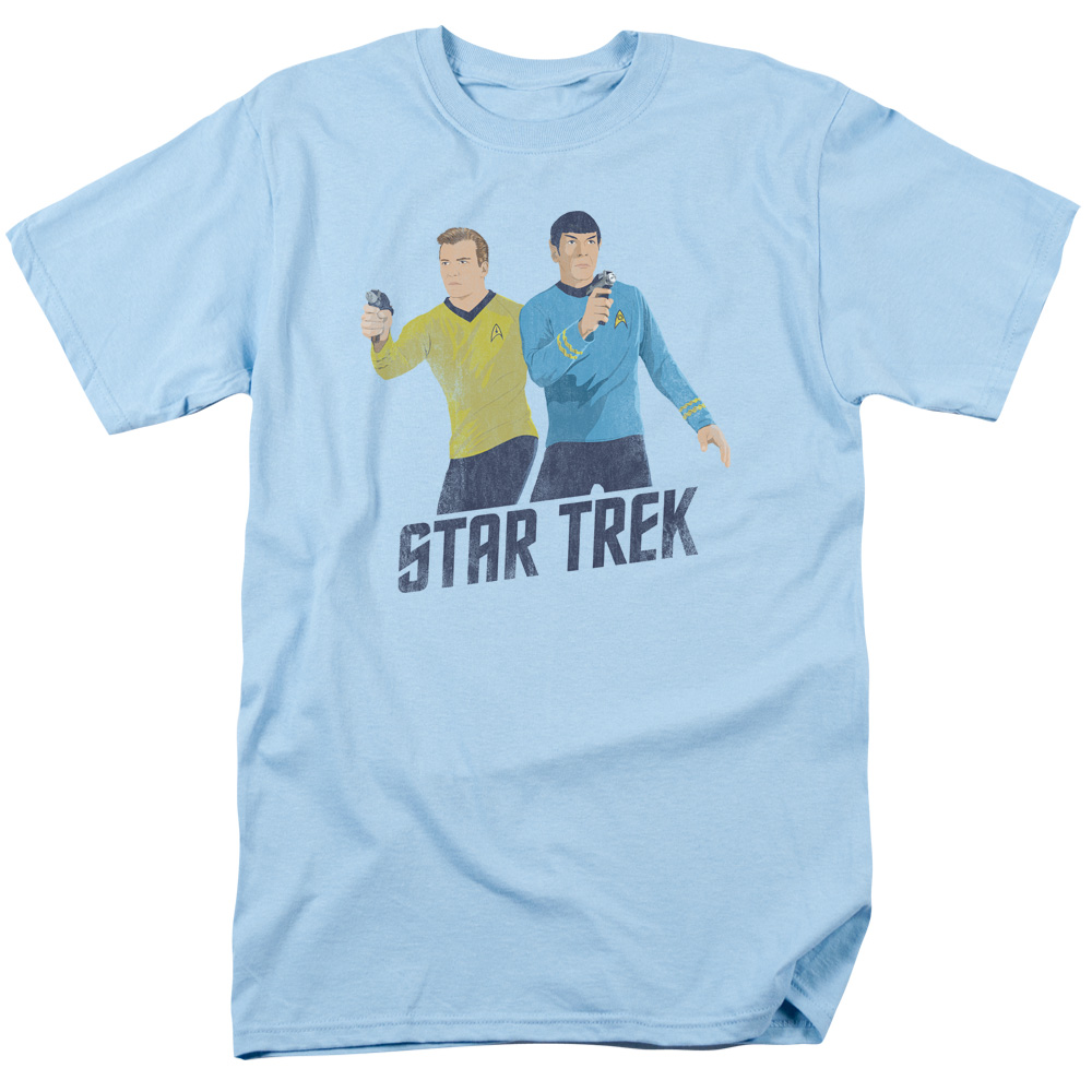 Star Trek Phasers Ready T-Shirt