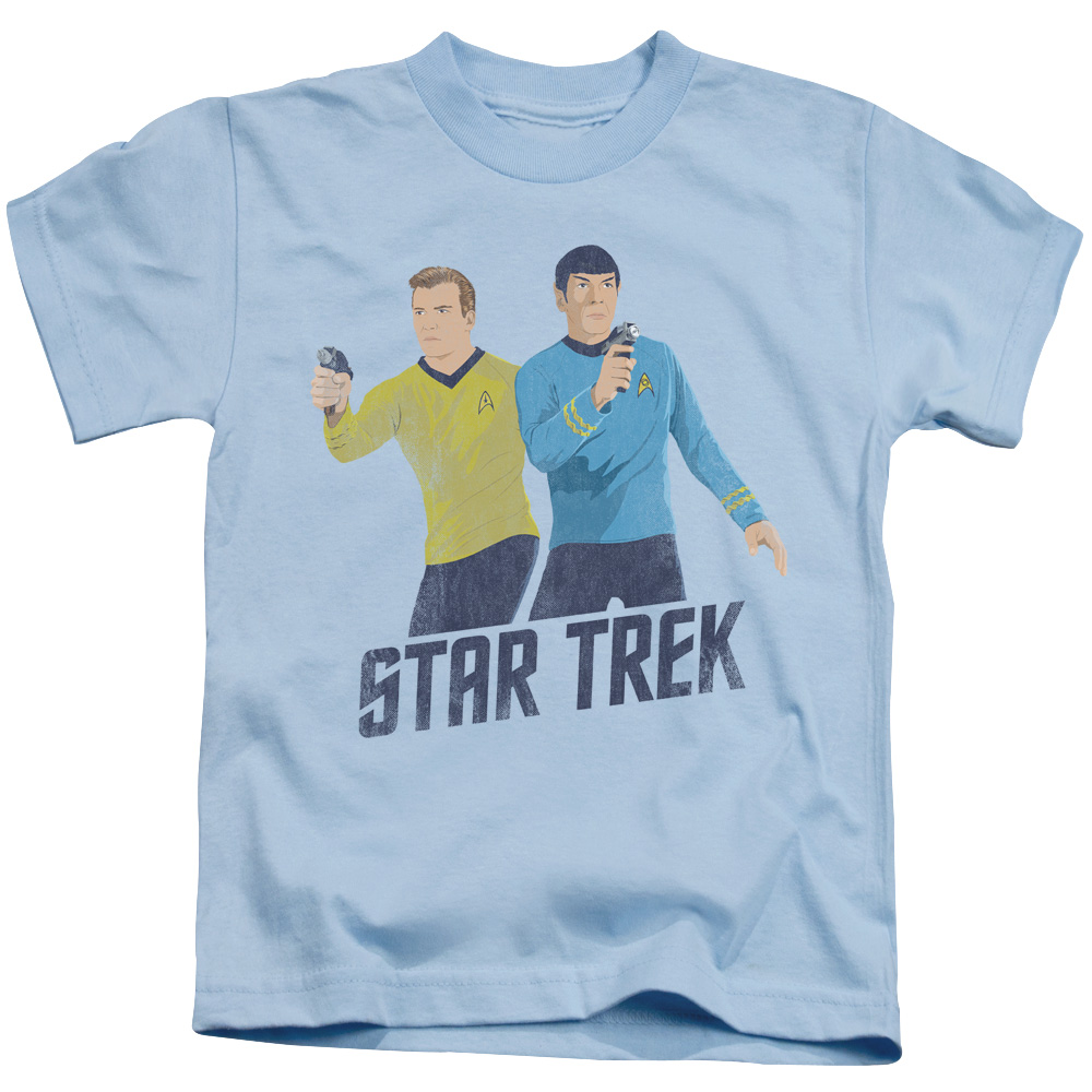 Star Trek Phasers Ready Juvy T-Shirt
