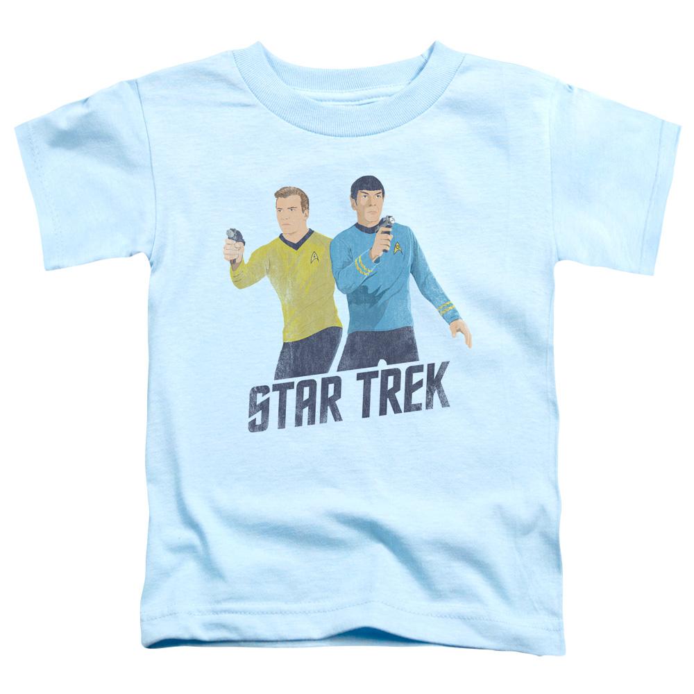 Star Trek Phasers Ready Toddler T-Shirt