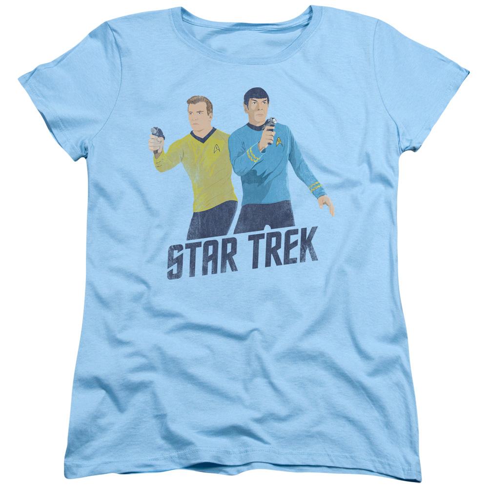 Star Trek Phasers Ready Women's T-Shirt