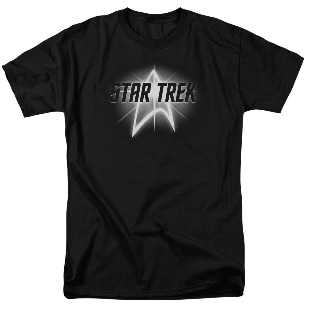 Star Trek Glowing Up Emblem T-Shirt