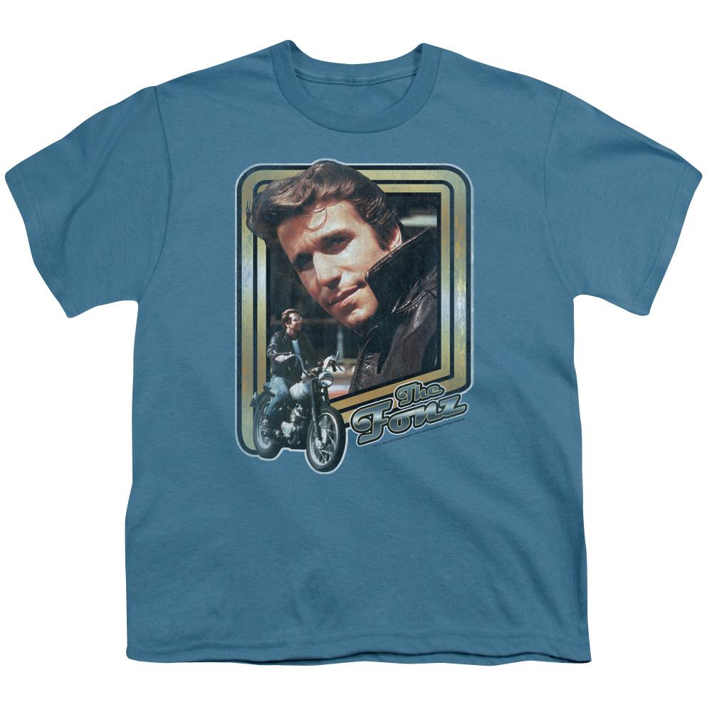 Happy Days The Fonz Kids T-Shirt