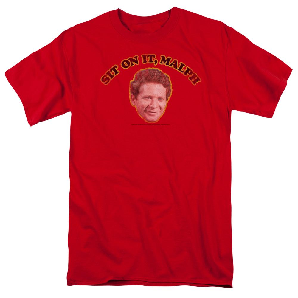 Happy Days Sit On It Malph T-Shirt
