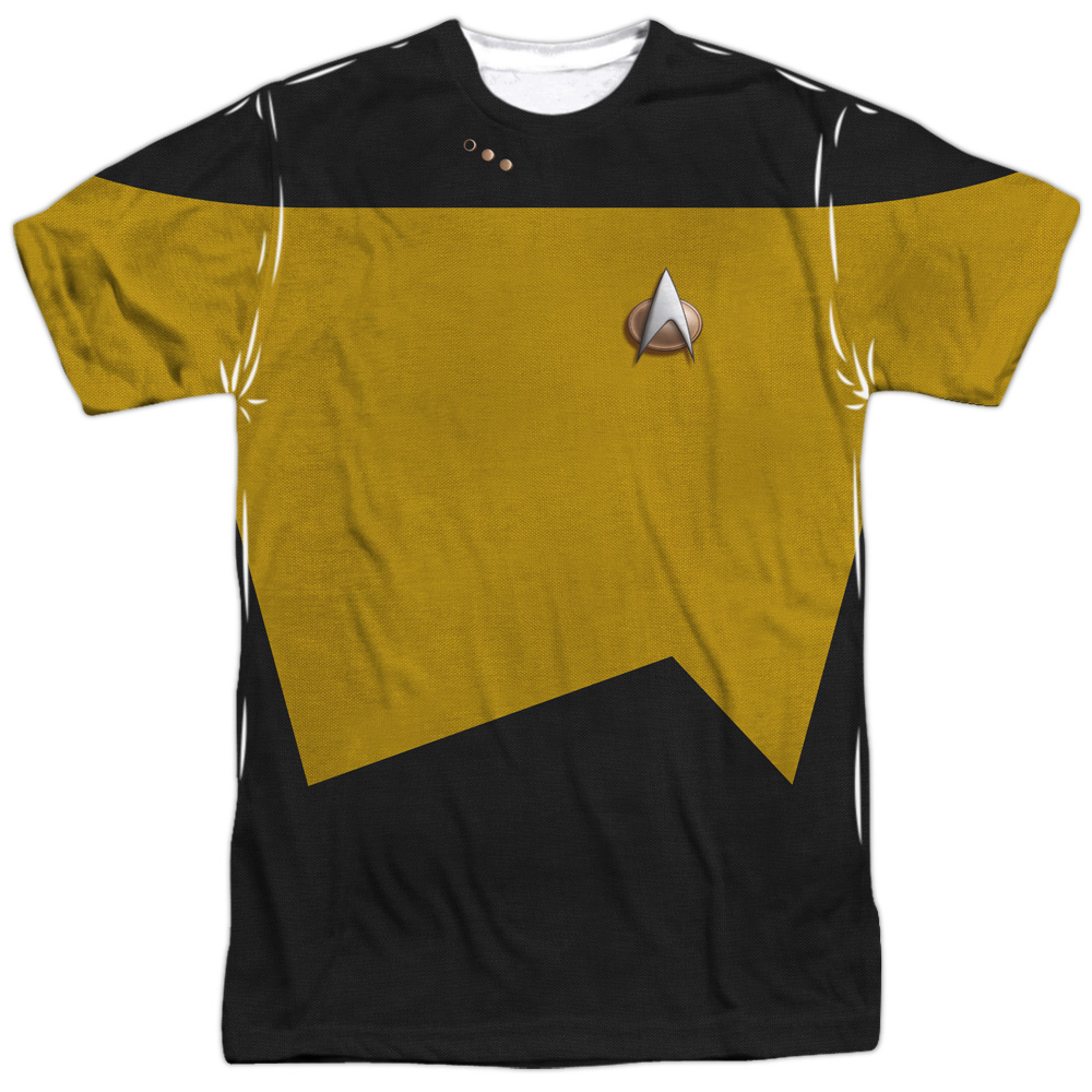 2e651a1d3 Star Trek Tng Engineering Costume Allover Sublimation Licensed Adult ...