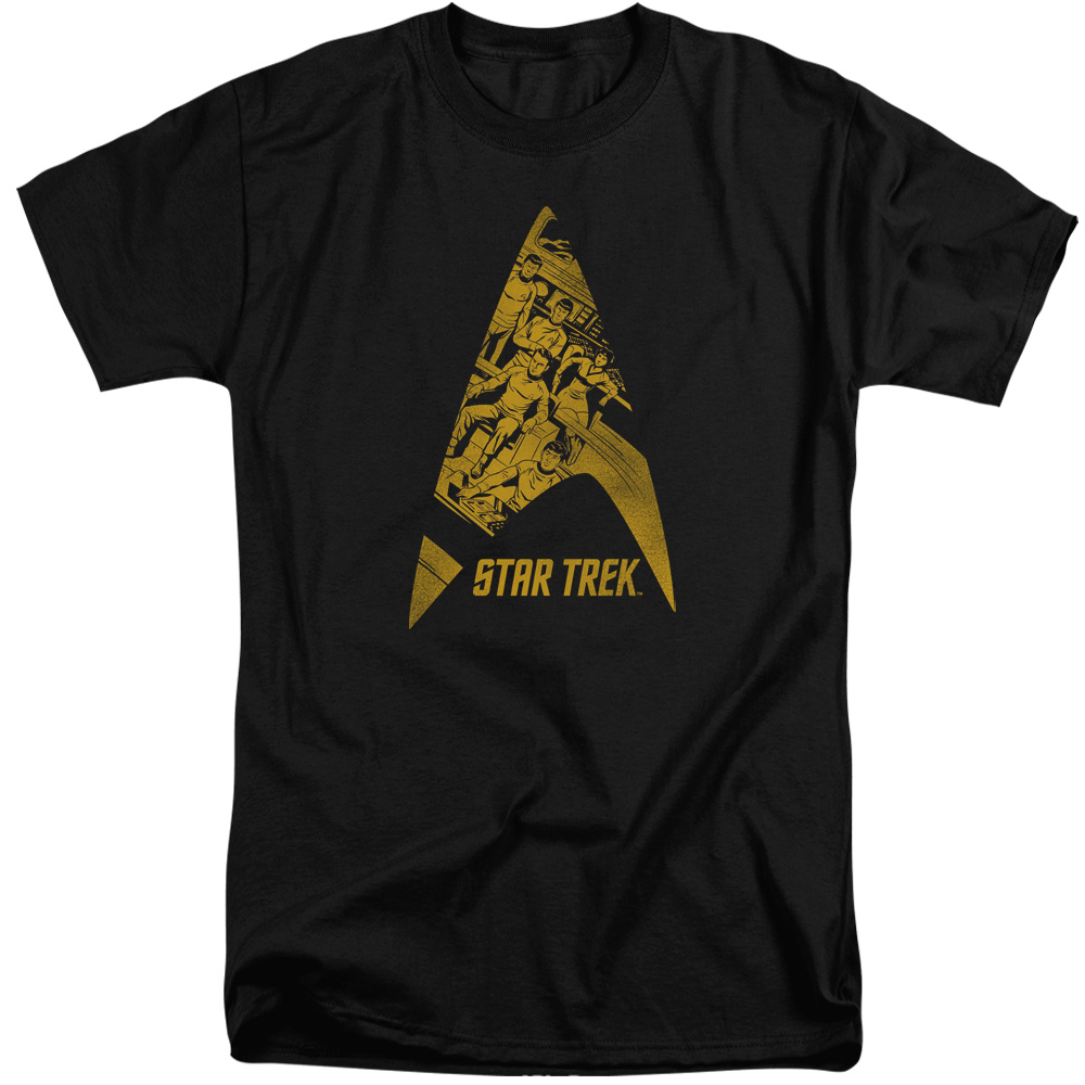 Star Trek Delta Crew Tall T-Shirt