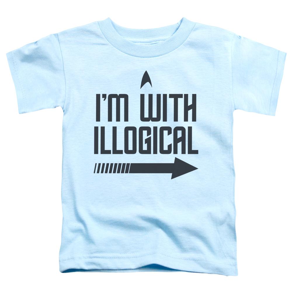 Star Trek I'm With Illogical