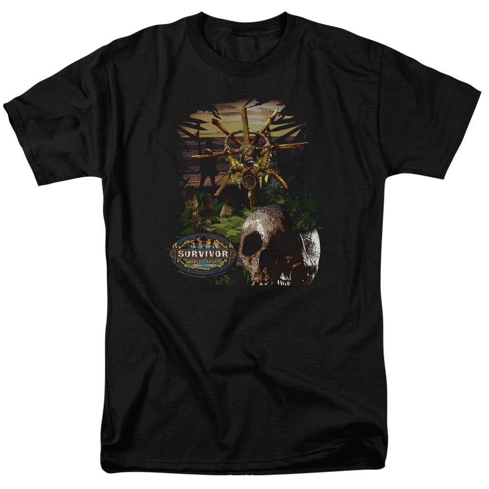 Survivor Jungle T-Shirt