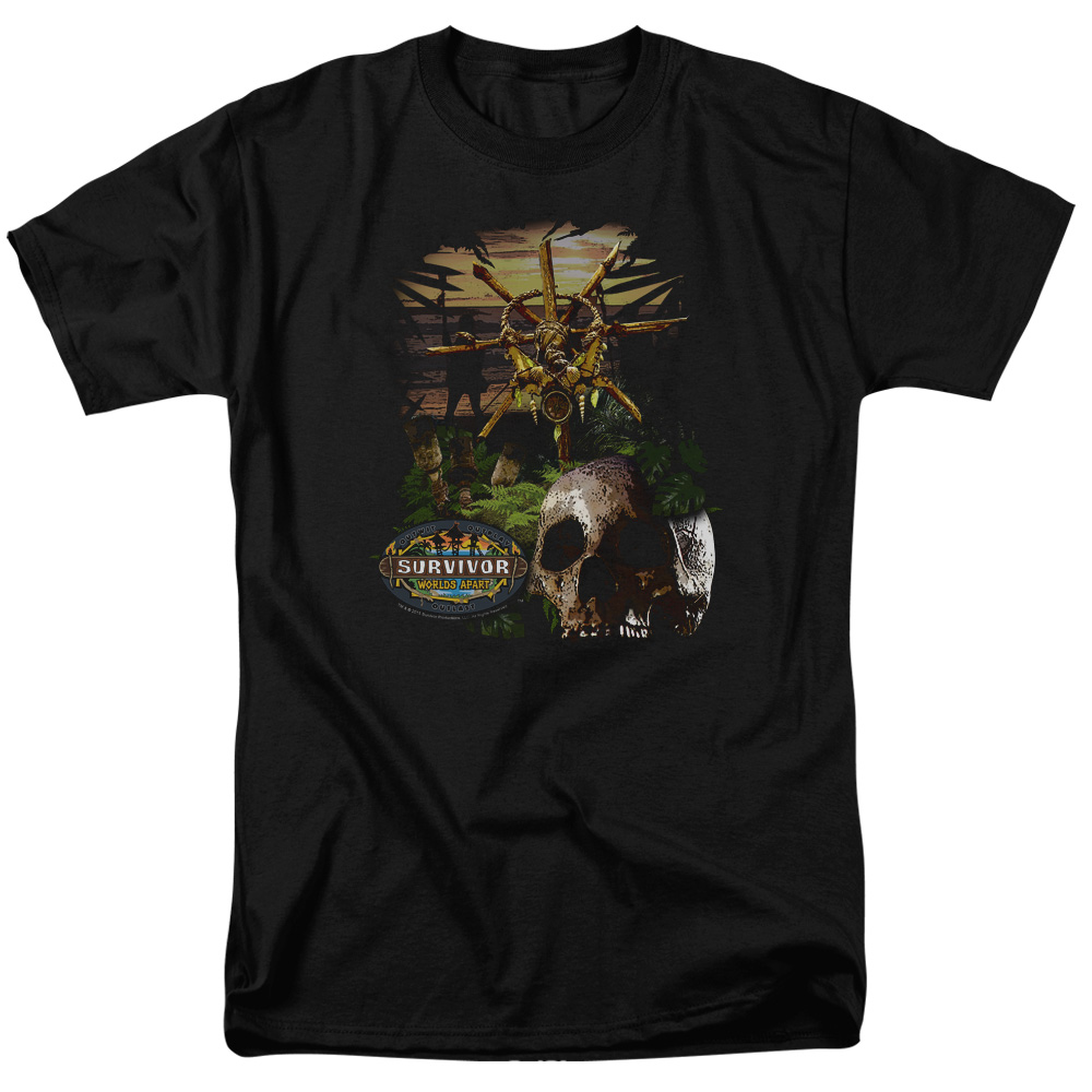 Survivor Jungle T-Shirt