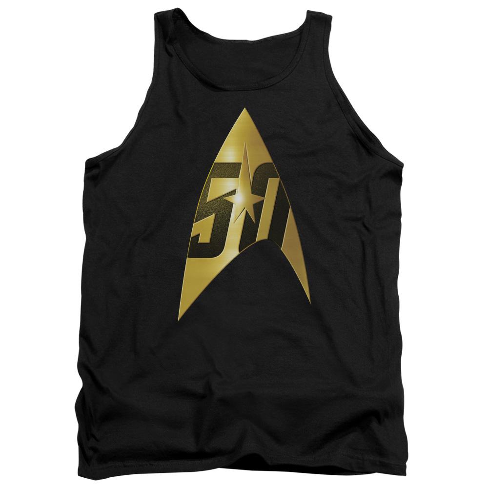 50th Anniversary Delta Star Trek Tank Top