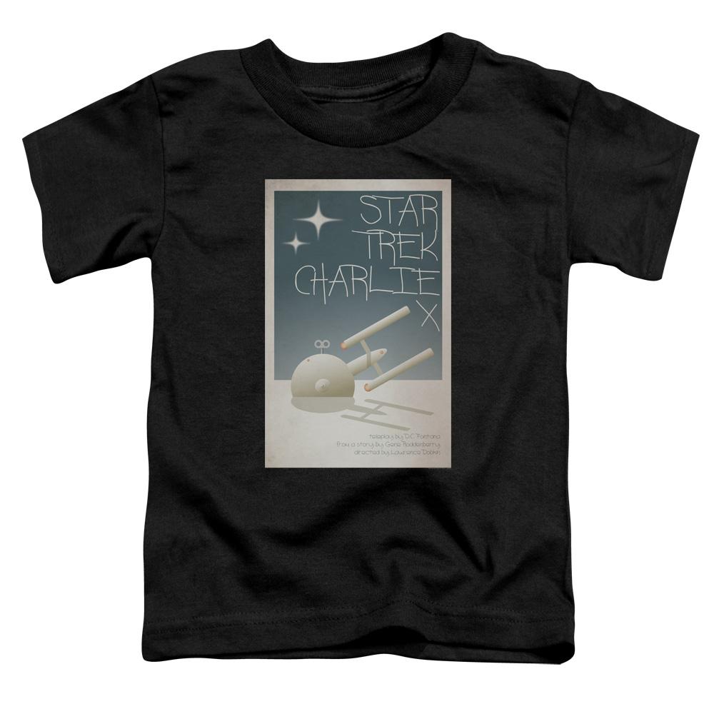 Tos Episode 2 Star Trek Toddler T-Shirt