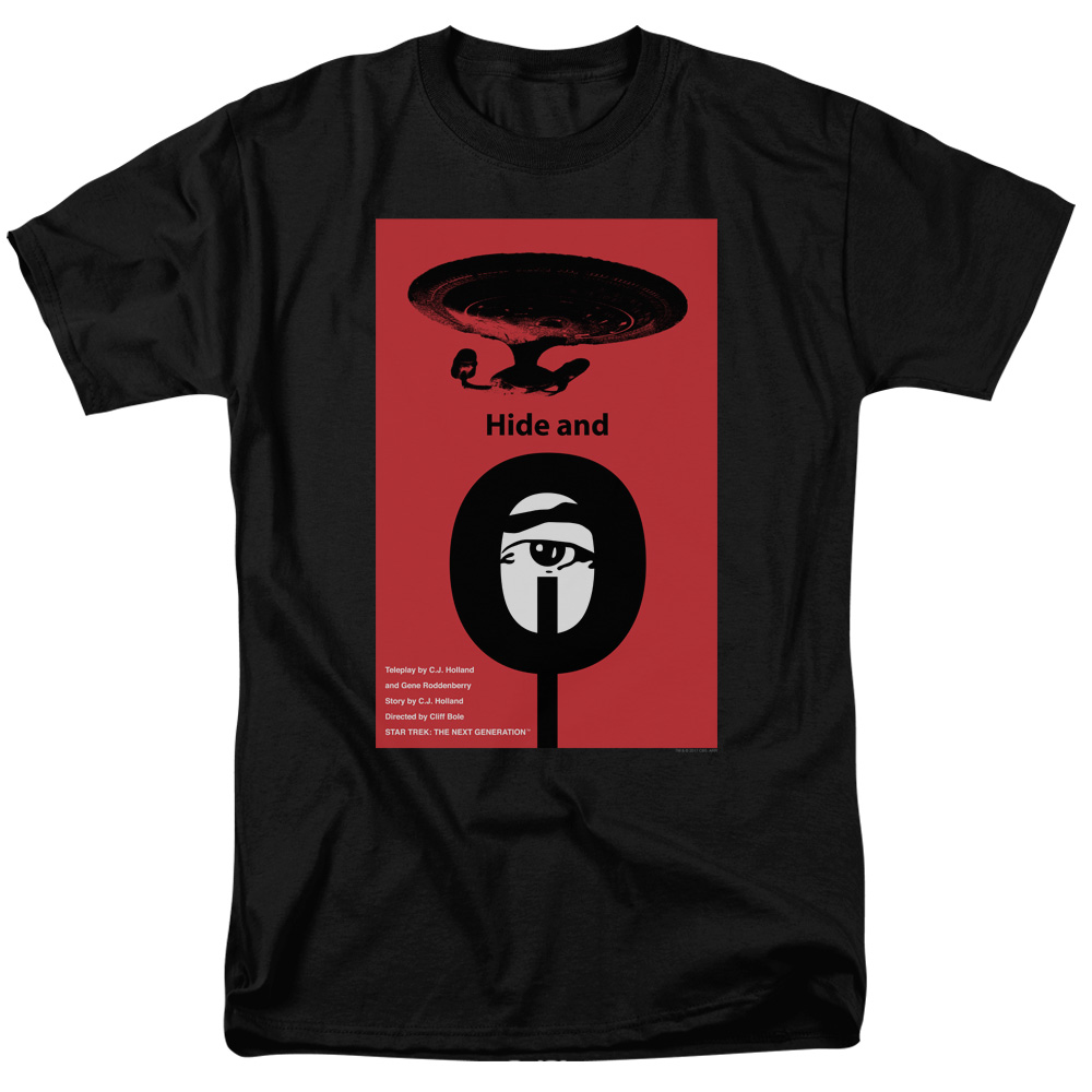 TNG Star Trek Season 1 Episode 10 T-Shirt