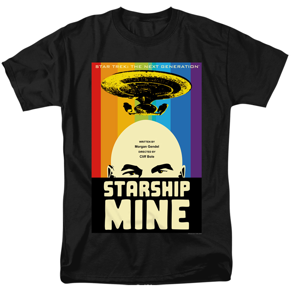 Star Trek Tng Season 6 Episode 18 T-Shirt