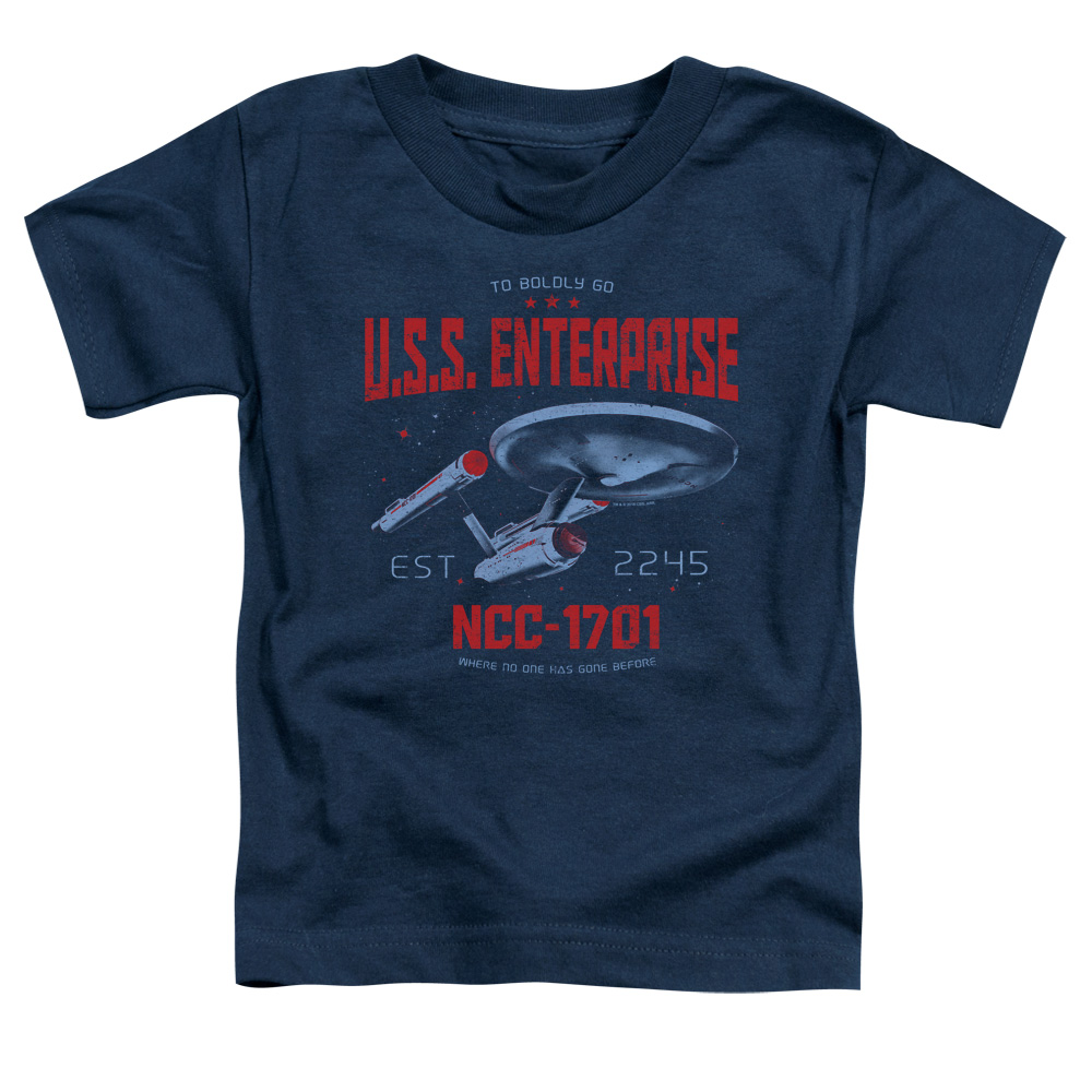 Star Trek Stardate 2245 Toddler T-Shirt