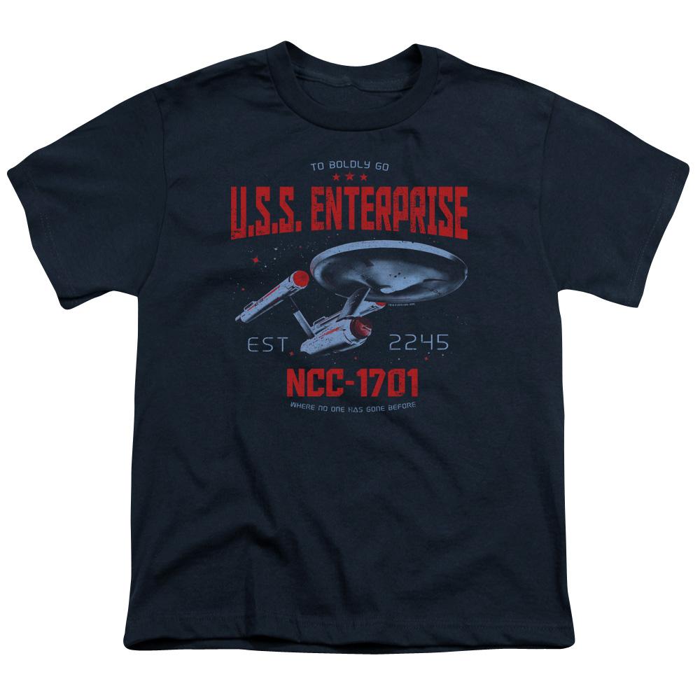 Star Trek Stardate 2245 Kids T-Shirt