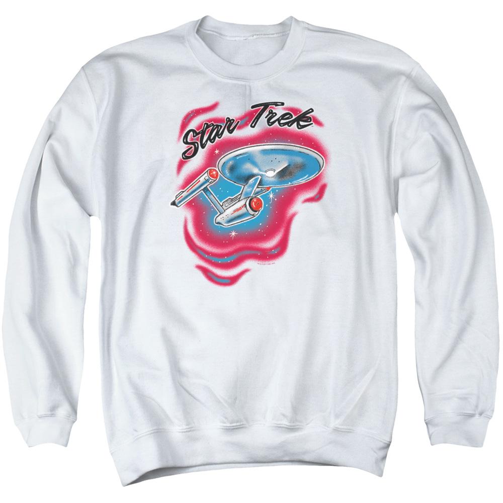 Star Trek Airbrush Sweatshirt