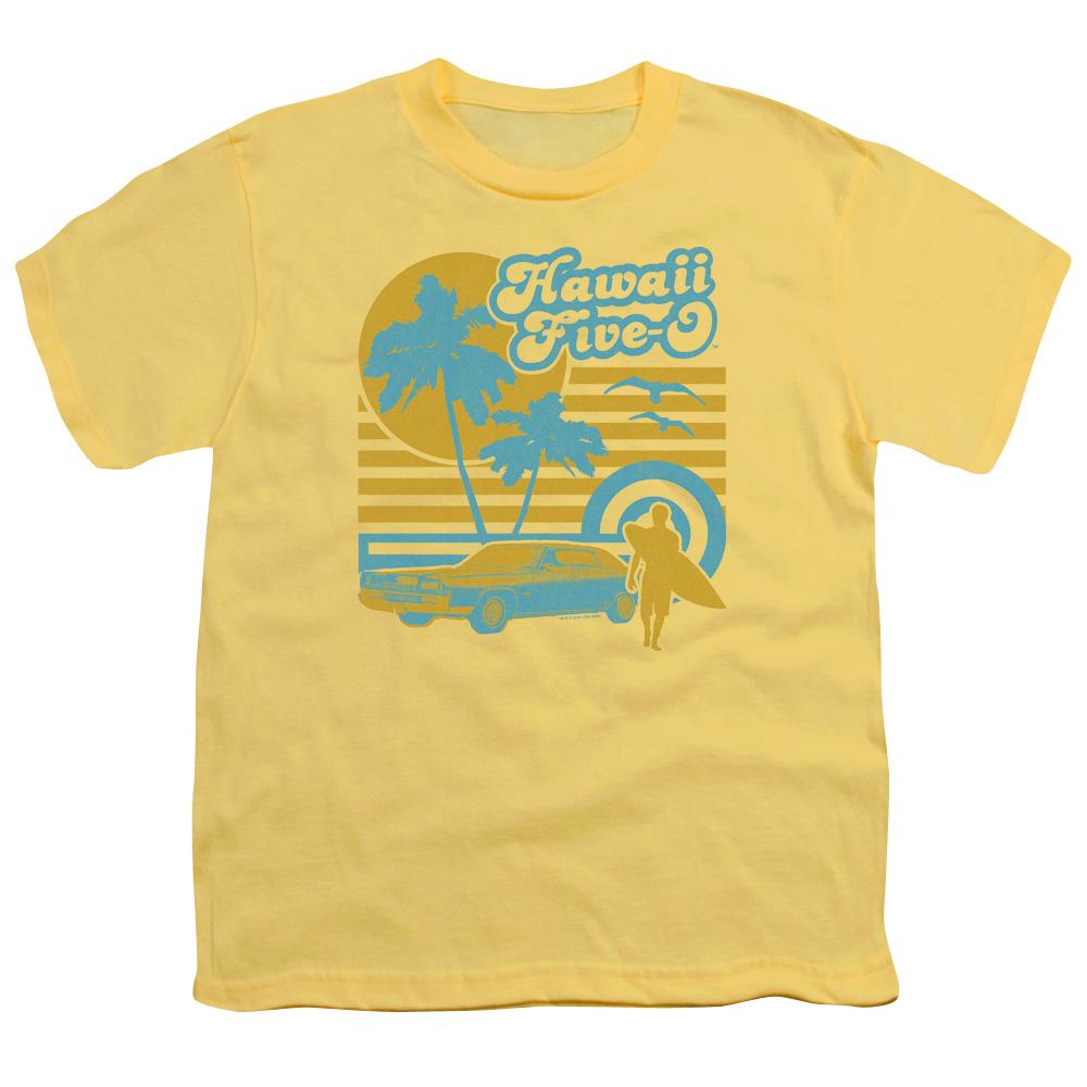 Hawaii Five-0 Kids T-Shirt