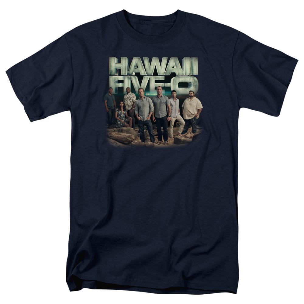 Hawaii 5 0 Cast T-Shirt
