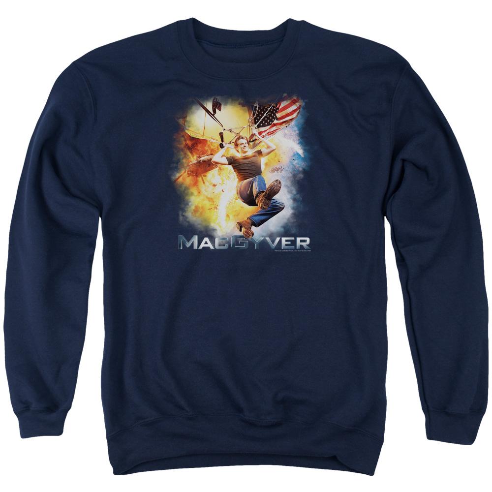 MacGyver Parachute Sweater