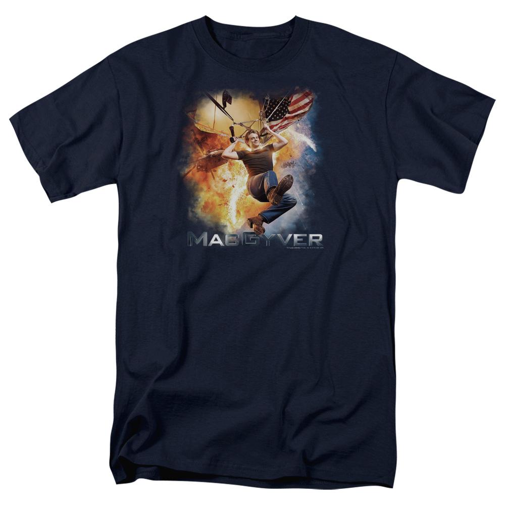 MacGyver Parachute T-Shirt