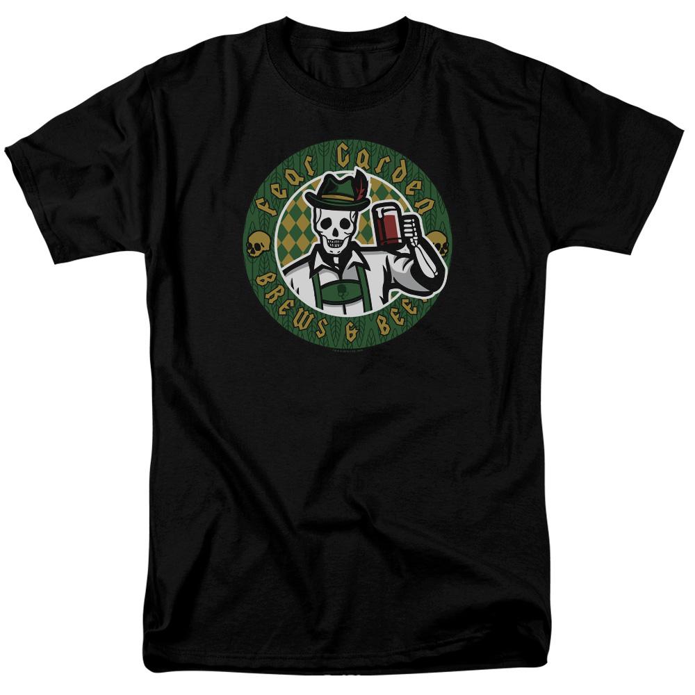 Hell Fest Fear Garden T-Shirt