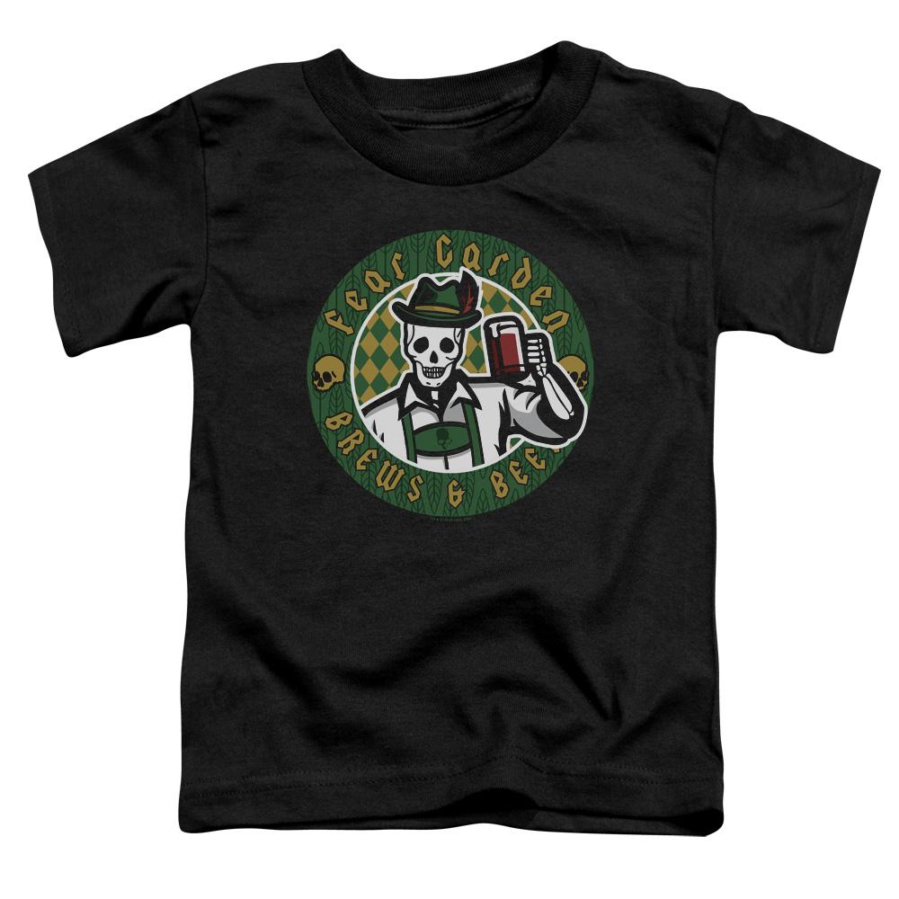 Hell Fest Fear Garden Toddler T-Shirt