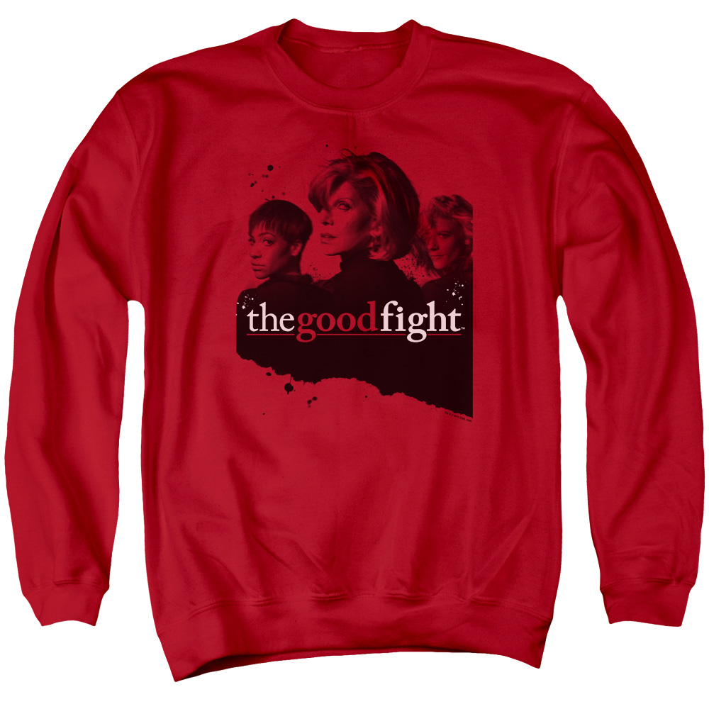 The Good Fight Diane Lucca Maia Sweater