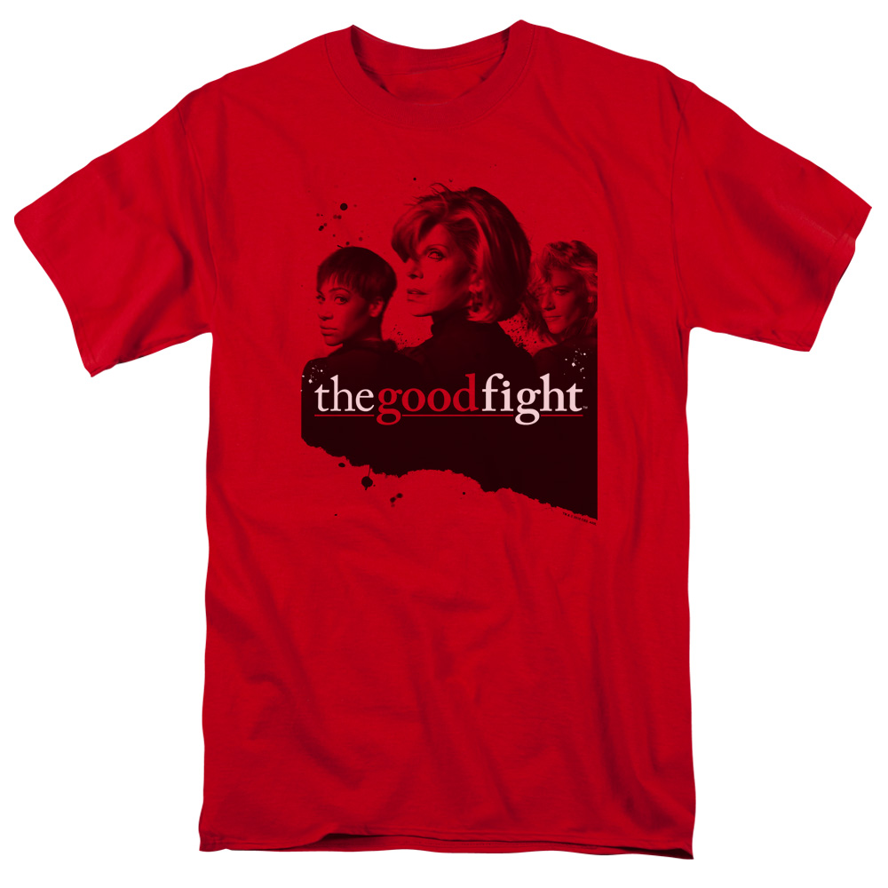 The Good Fight Diane Lucca Maia T-Shirt