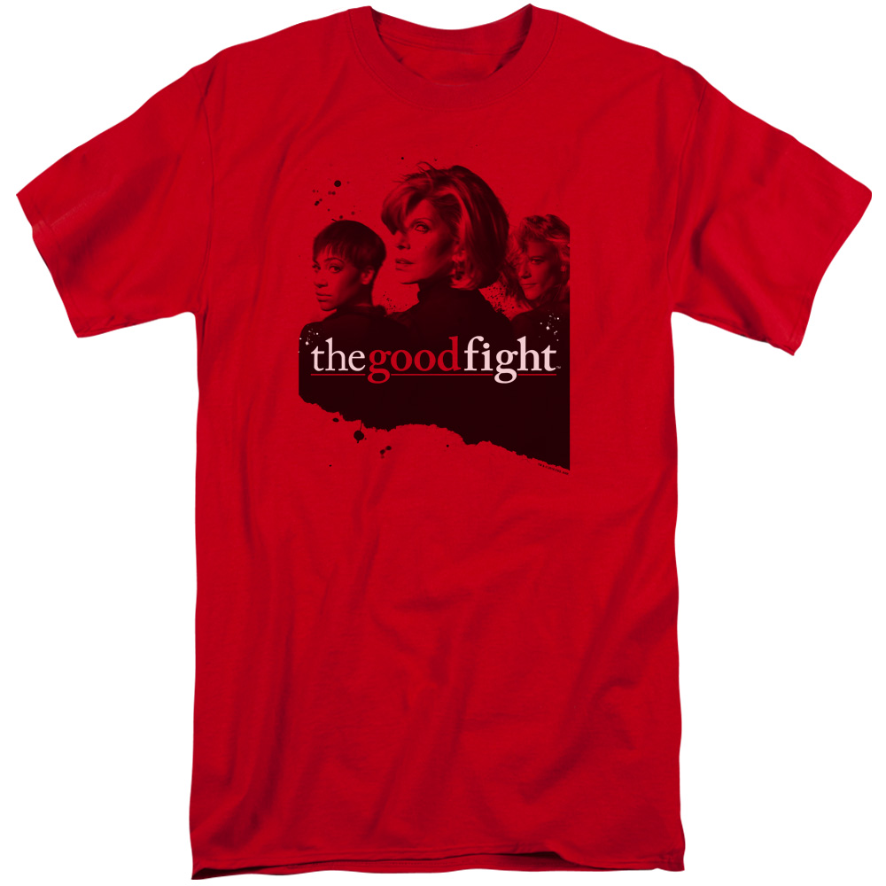 The Good Fight Diane Lucca Maia Tall T-Shirt