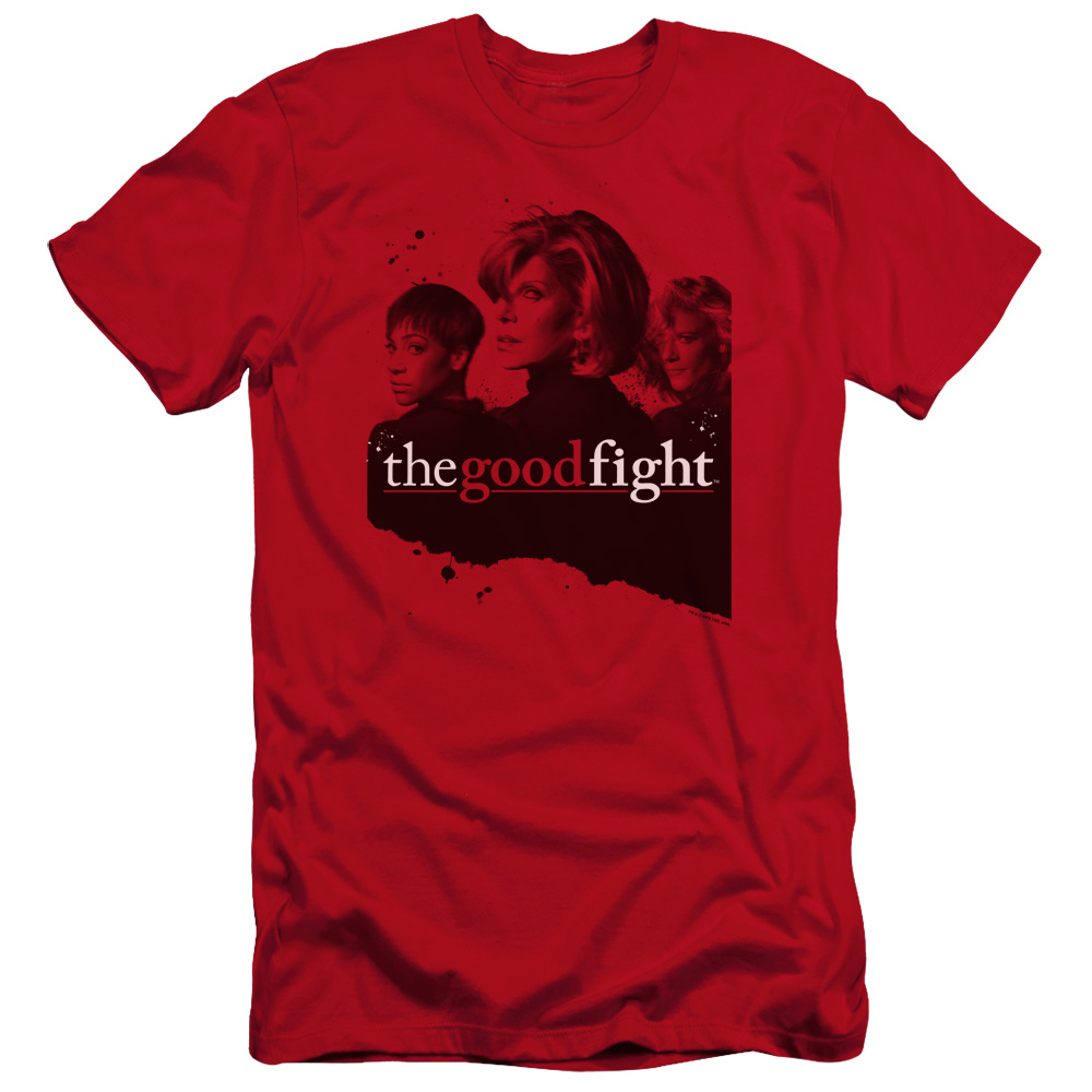The Good Fight Diane Lucca Maia