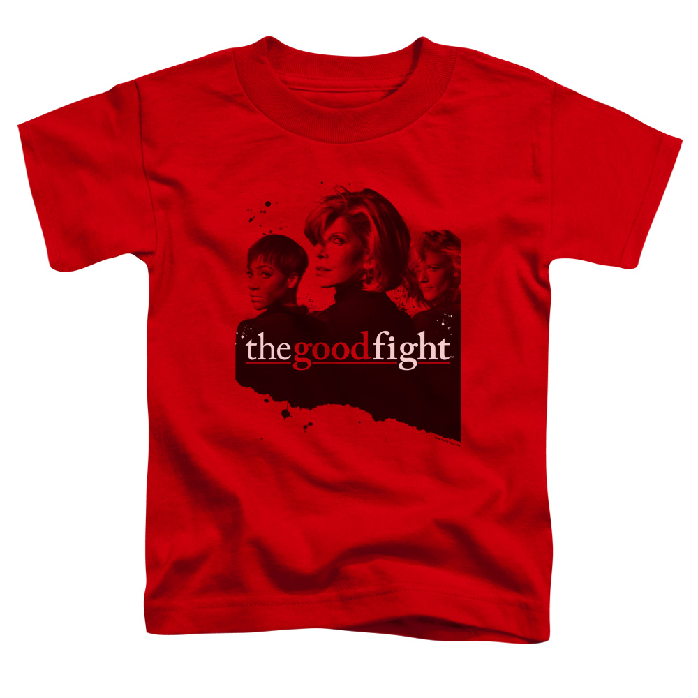 The Good Fight Diane Lucca Maia Toddler T-Shirt