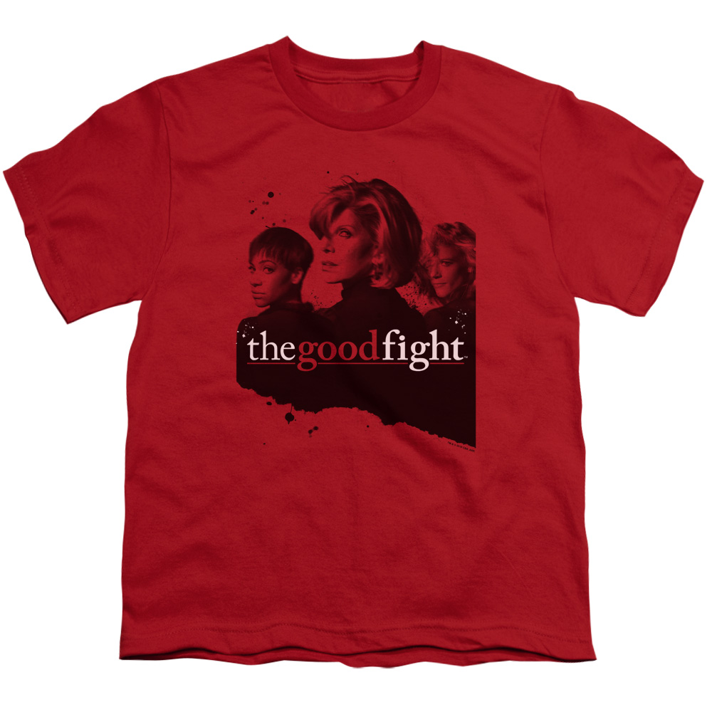 The Good Fight Diane Lucca Maia Kids T-Shirt