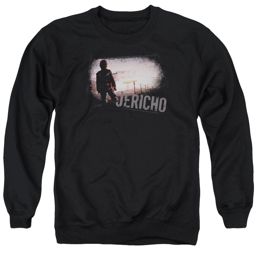 Jericho TV Show CBS Sweater