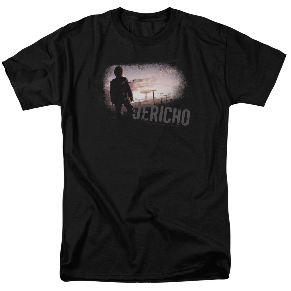Jericho TV Show CBS T-Shirt