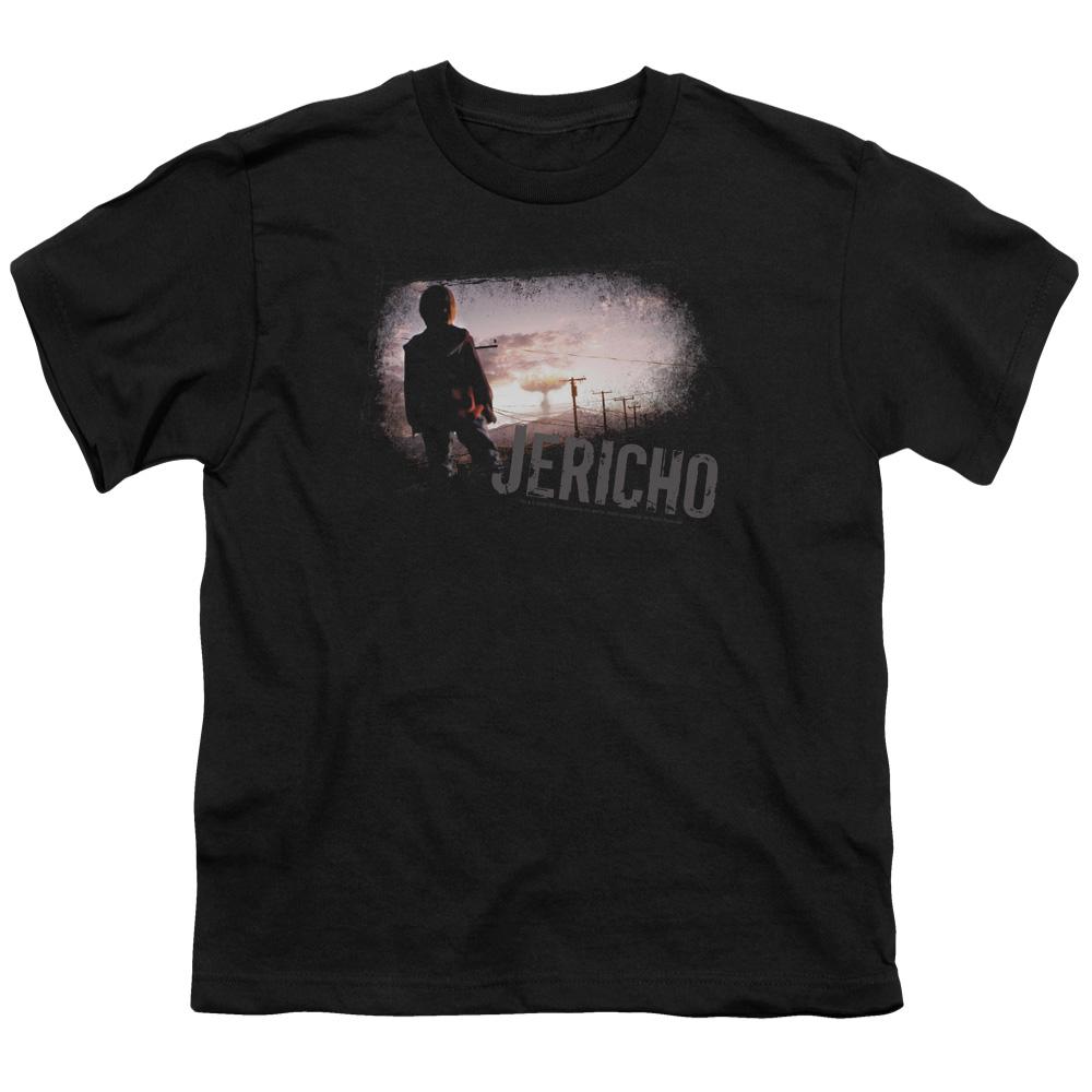Jericho TV Show CBS Kids T-Shirt
