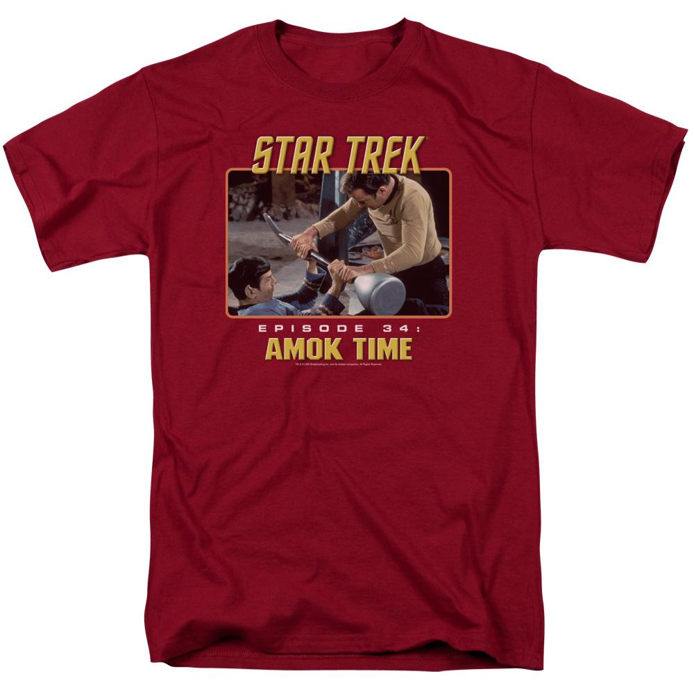Star Trek Amok Time T-Shirt