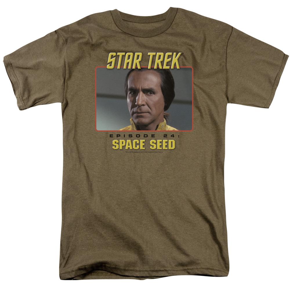 Star Trek Episode 24 Space Seed T-Shirt