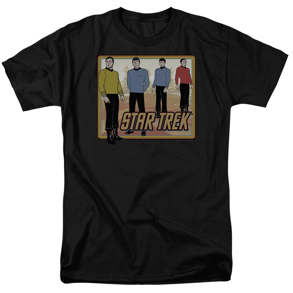 Classic Star Trek  T-Shirt