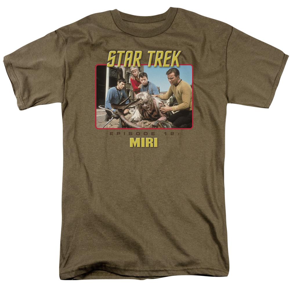 Star Trek Miri Episode 12  T-Shirt