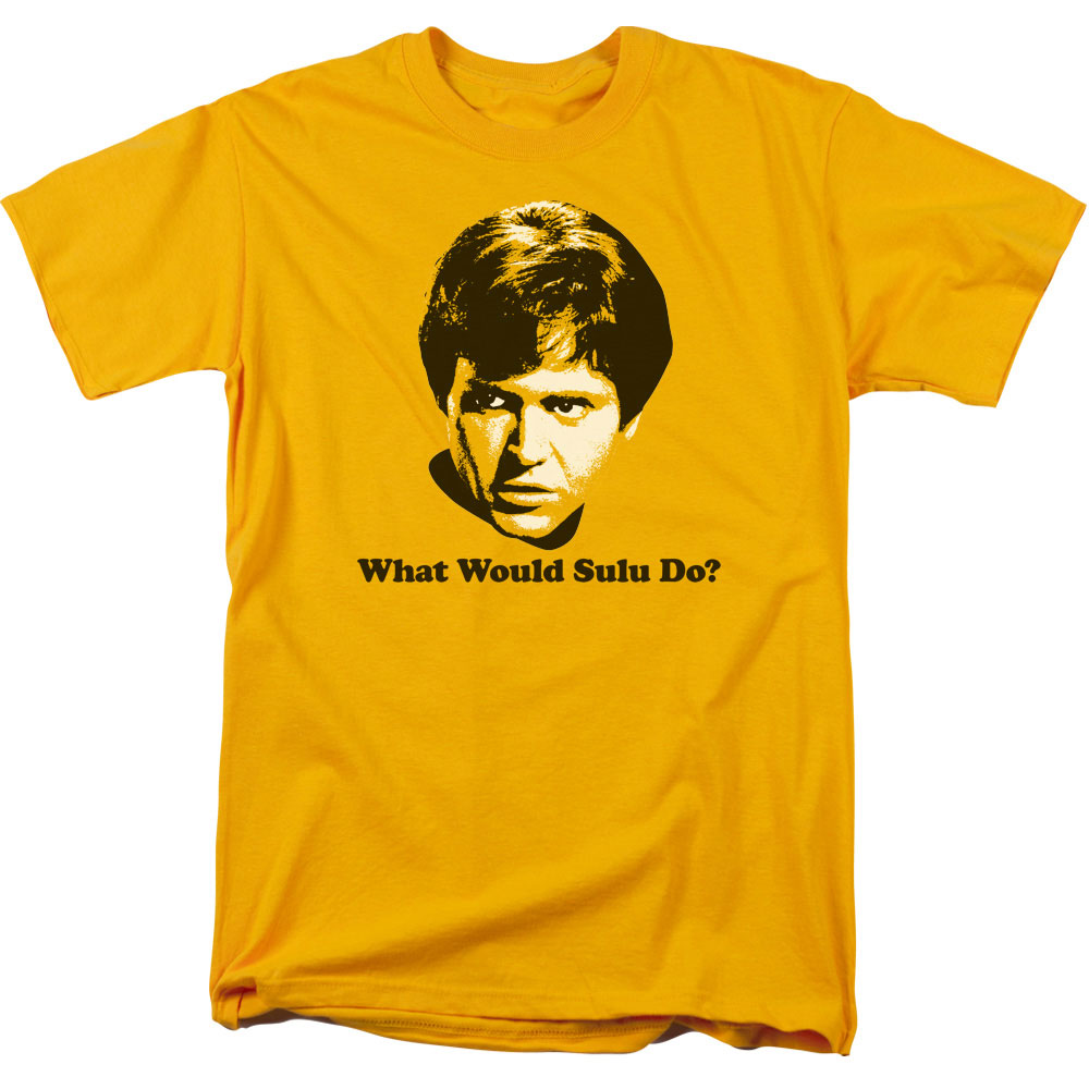 Star Trek What Would Sulu Do T-Shirt