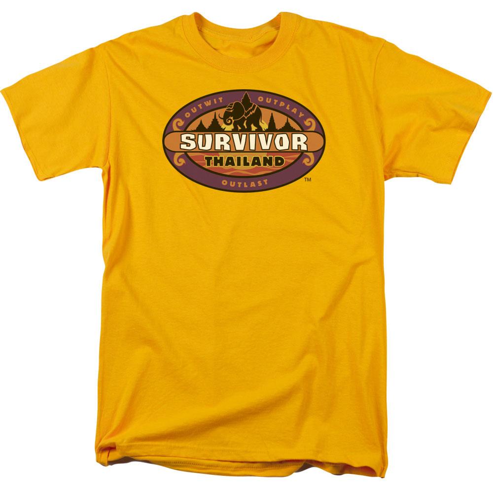Survivor Thailand Logo T-Shirt