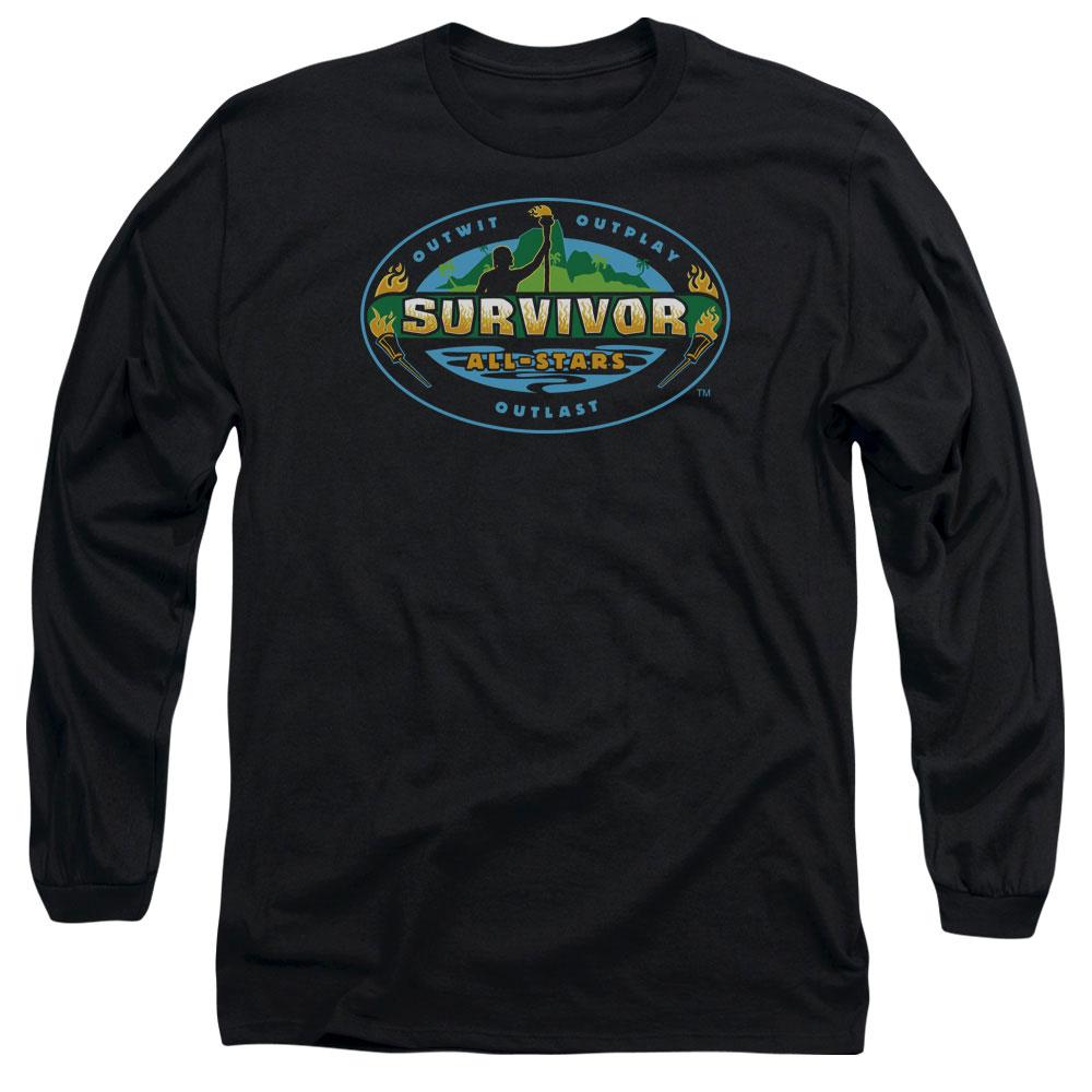Survivor All Stars Long Sleeve Shirt