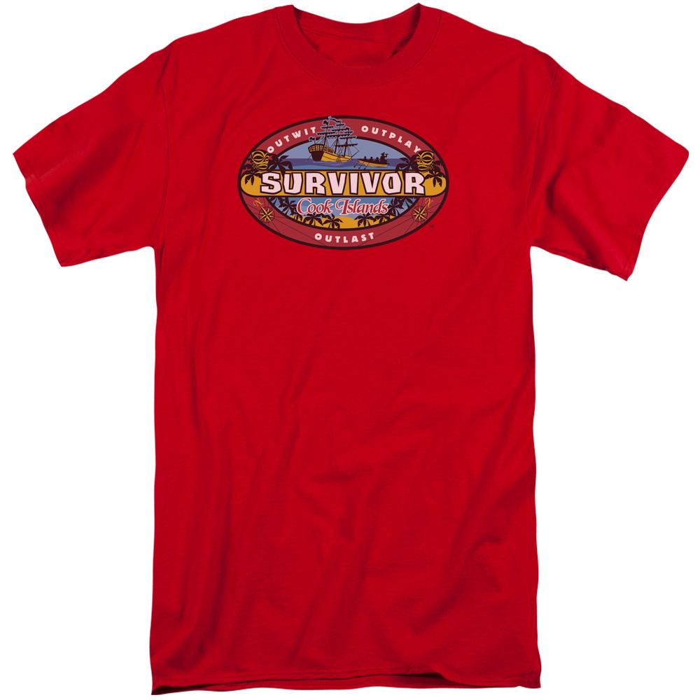 Survivor Cook Island Tall T-Shirt