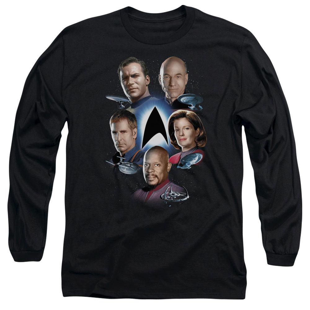 Star Trek Starfleet's Finest Long Sleeve Shirt