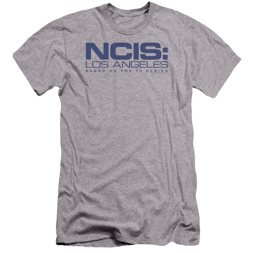 NCIS: Los Angeles Logo Premium Slim Fit T-Shirt